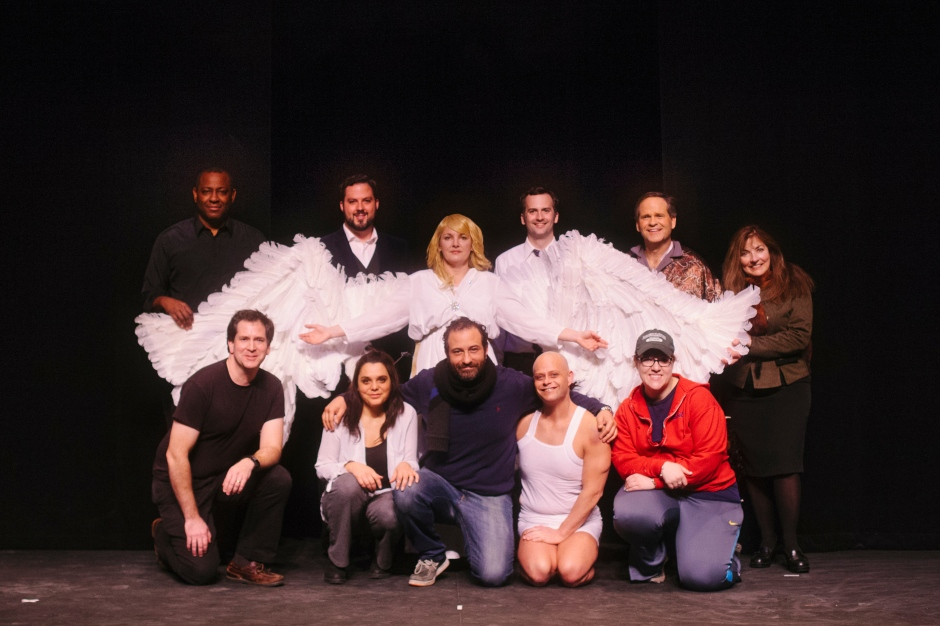 Angels in America Cast and Crew