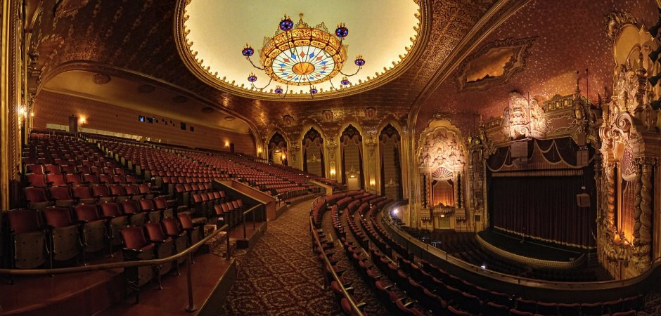 The Stanley Theater, Utica NY