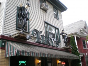 Tiny's Bar and Grill