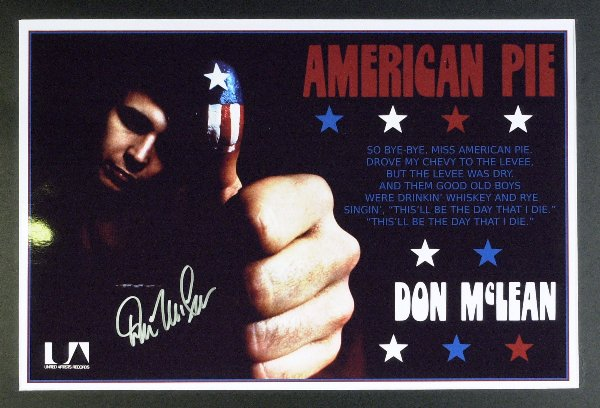 Don McLean - American Pie