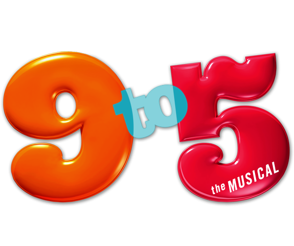 9 to 5 The Musical logo