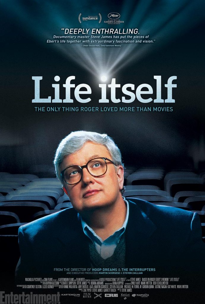 Movie poster for Life Itself