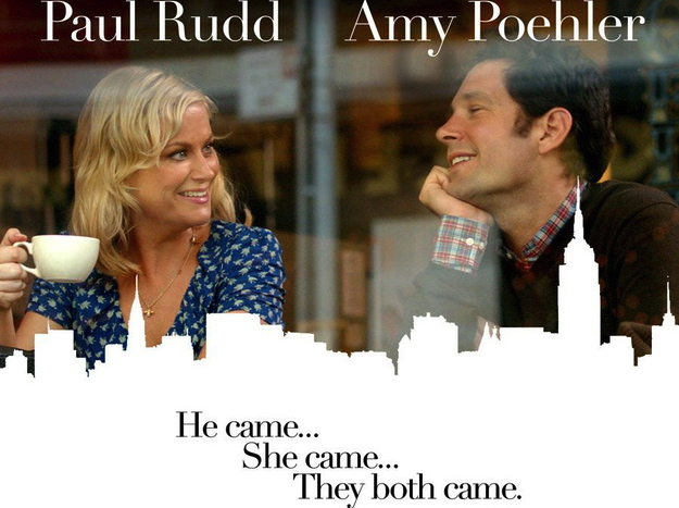 Poster for They Came Together
