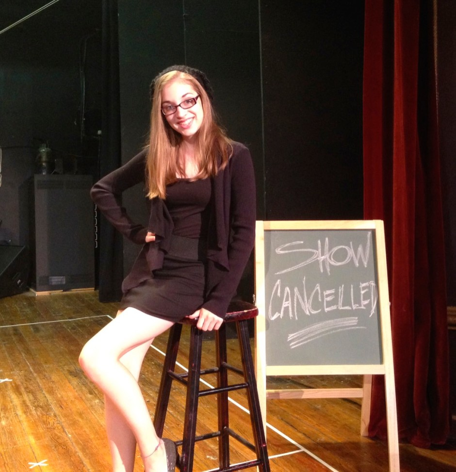 Stage Manager Sarah Bord