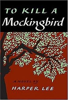 To Kill a Mockingbird, cover