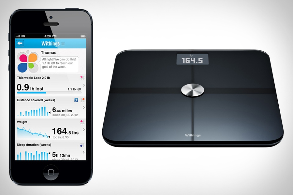 Withing Smart Body Analyzer