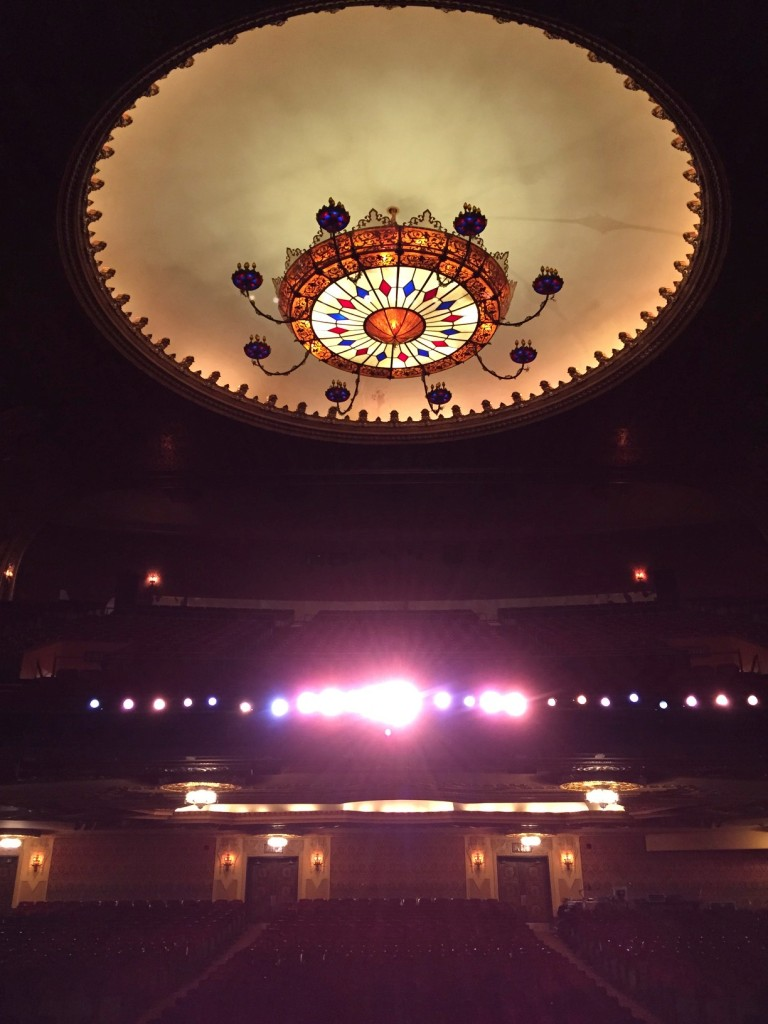 Mohawk Valley Ballet - The Stanley from the stage