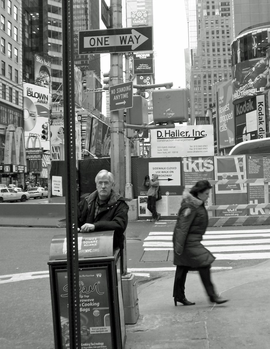 Richard Enders - Times Square