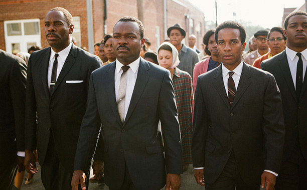 David Oyelowo in the movie Selma