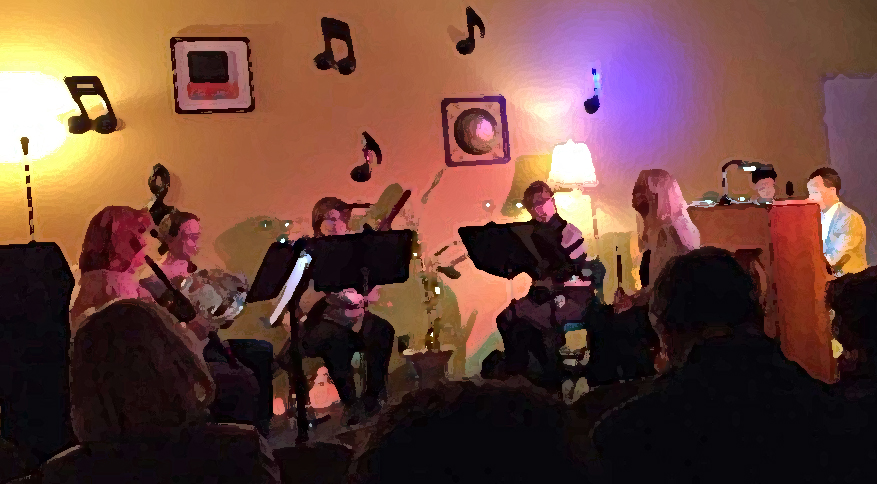 The Music Studio - Concert with Jewel Winds