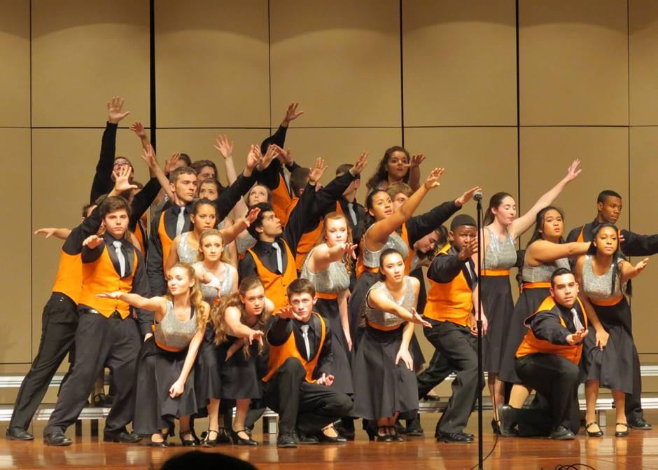 RFA Rhapsody Show Choir