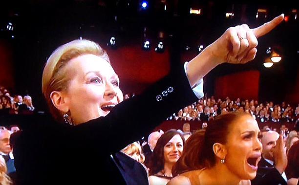 Meryl Streep agrees!