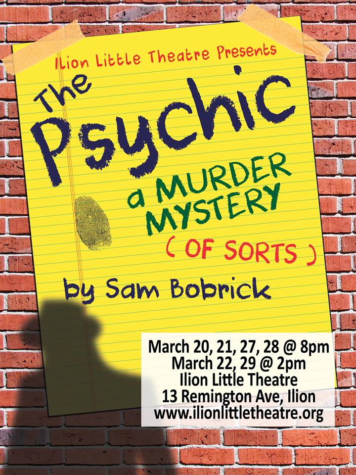 The Psychic - Poster