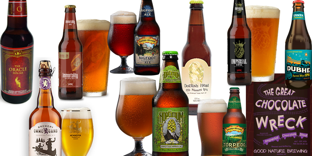 Ten Favorite Beers