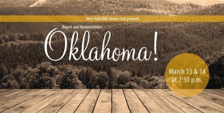 NY Mills Oklahoma Poster