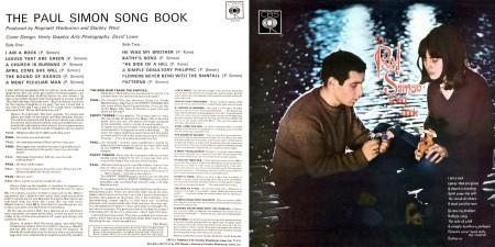 Paul Simon Songbook - Album Cover