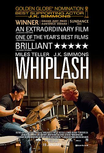 Whiplash 2014 movie