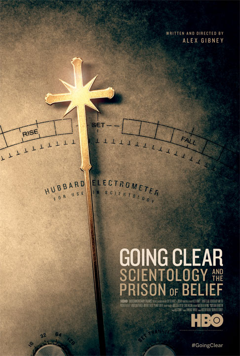 Going Clear Movie Poster