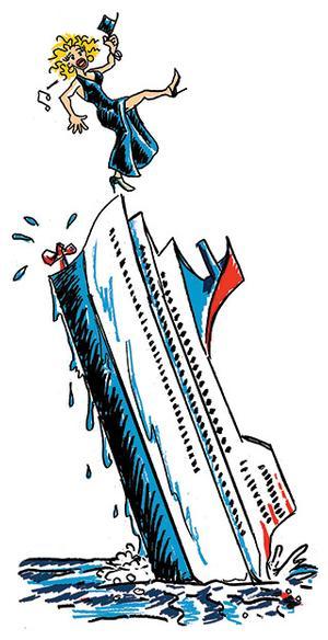 My Post-Traumatic Cruise Ship Cabaret