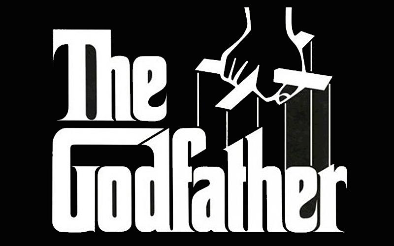 The Godfather - movie logo