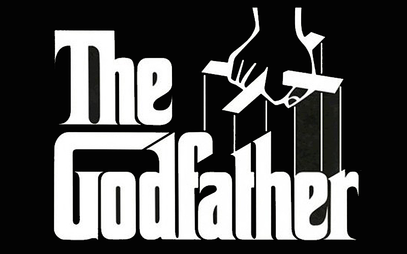 The Godfather - movie logo