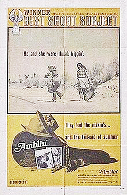 Amblin - poster