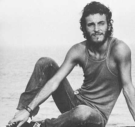 Bruce Springsteen Early 1970s