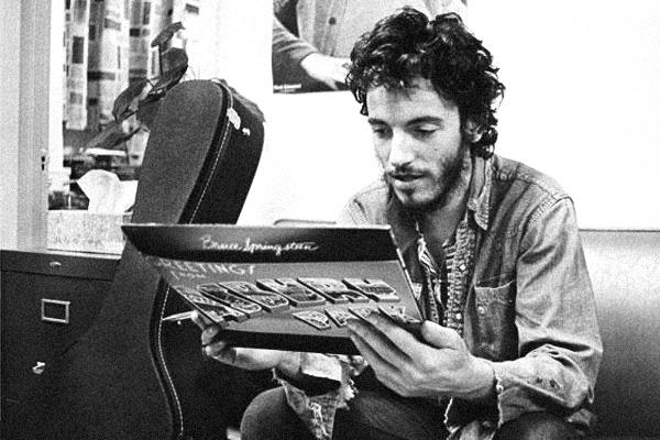 Bruce Springsteen - Greetings