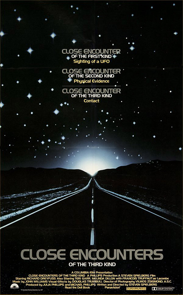 Close Encounters - Poster