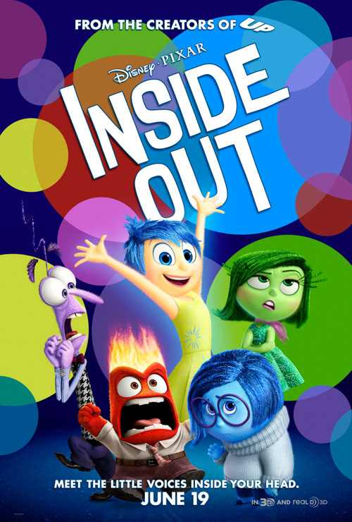 Inside Out - poster