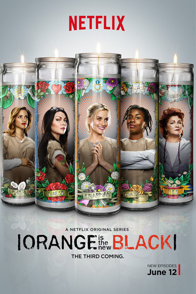 Orange is the New Black - Poster