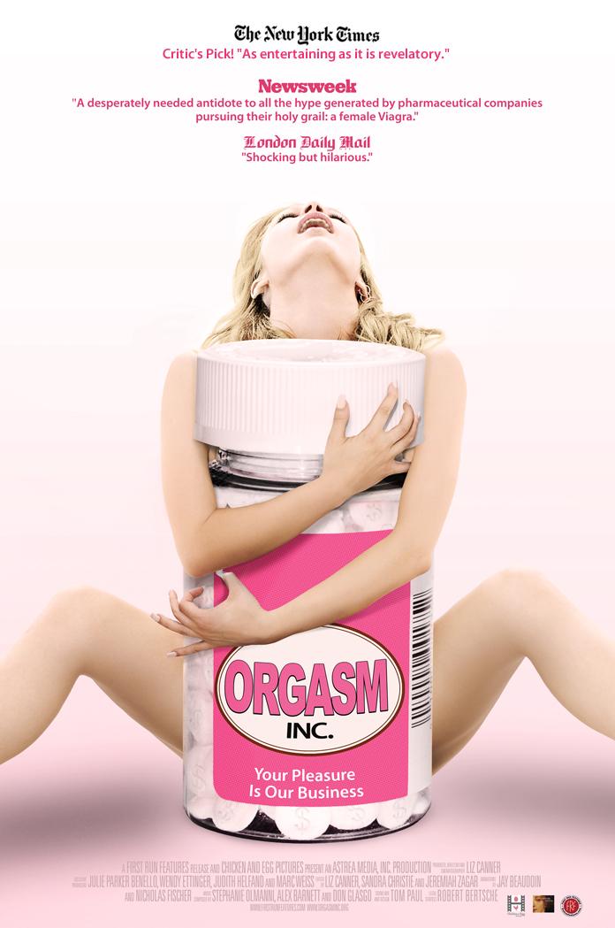 Orgasm Inc. poster