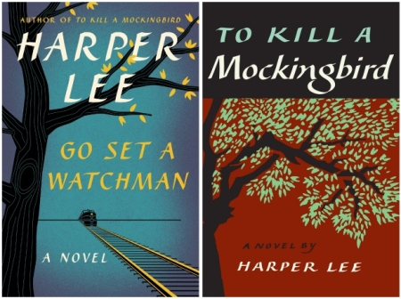 Harper Lee book jackets