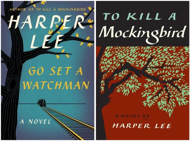 Harper Lee book jackets