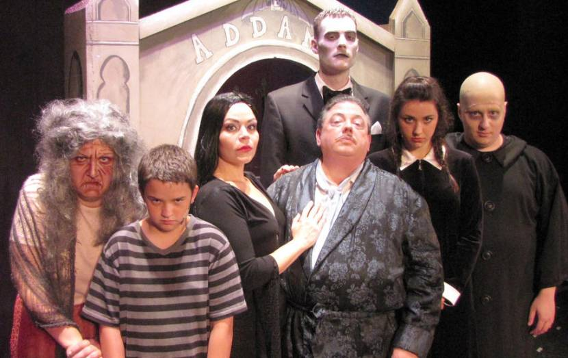 Rome Capitol Summerstage - Addams Family 2015