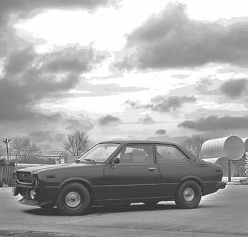1976 Corolla