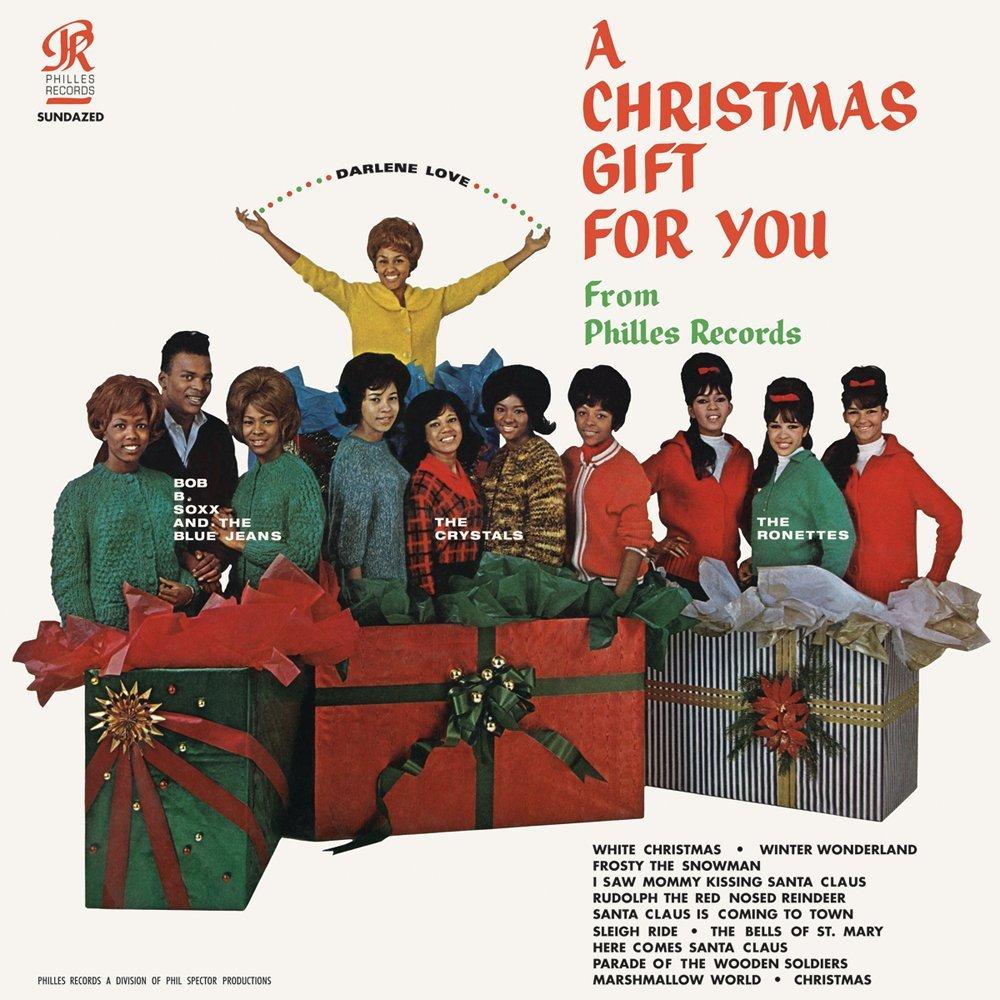 Moss Island Top Ten: Christmas Albums – Moss Island Sounds
