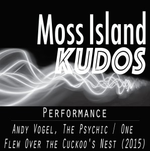 Kudos - Andy Vogel 2015