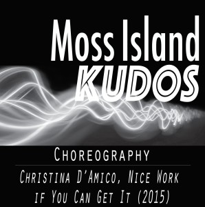 Kudos - Christina D'Amico - Nice Work if You Can Get It 2015