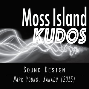 Kudos - Mark Young - Xanadu 2015