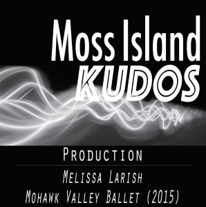 Kudos - Melissa Larish - Mohawk Valley Ballet 2015