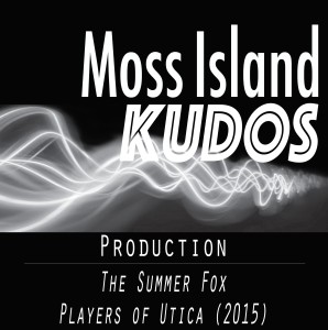Kudos - The Summer Fox - Players of Utica 2015